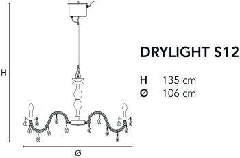 Bemassung-Drylight-S12-Masiero