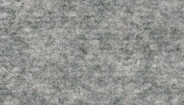 Naturwolle Zementgrau