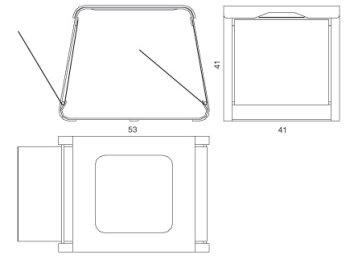 Progetti Flap Tisch