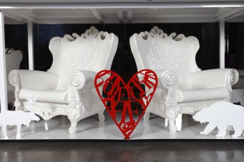 Queen of Love - Slide - Sessel