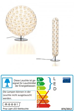 Prop Light - moooi - Stehlampe