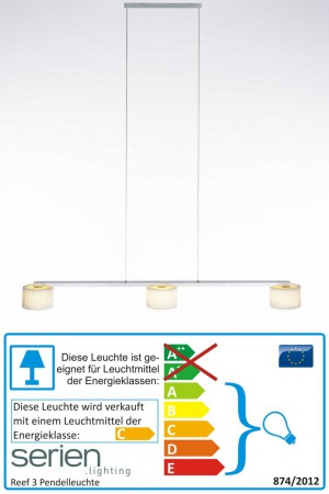 Reef 3 - Serien Lighting - Pendelleuchte