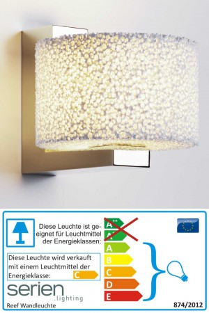 Reef - Serien Lighting - Wandleuchte
