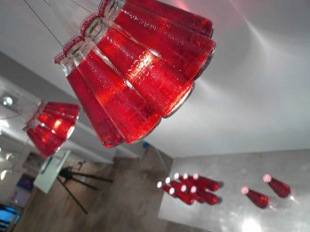 Ingo Maurer - Campari Light - LED Pendelleuchte