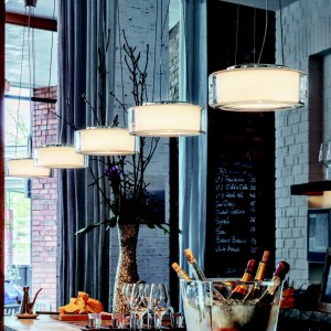 Serien Lighting - Curling LED Medium - Pendelleuchte