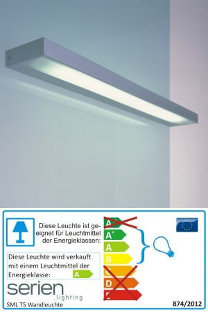 SML T5 - Serien Lighting - Wandleuchte