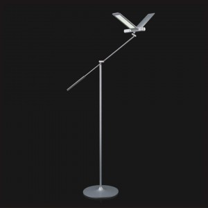 Seagull- QisDesign - LED-Stehleuchte
