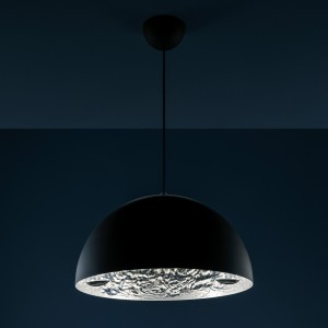 Catellani & Smith - Stchu Moon 02 - LED Pendelleuchte Ø 40/60