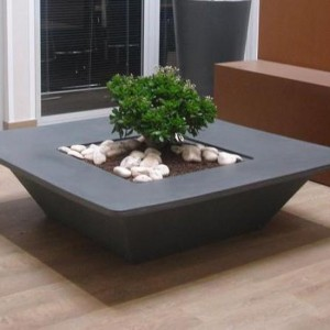 Bench Pot - Slide - Blumentopf